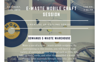 E-Waste Mobile Craft Session