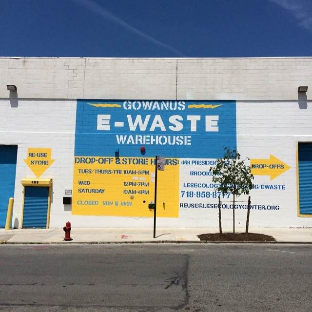 E-Waste Warehouse Volunteer Opportunity