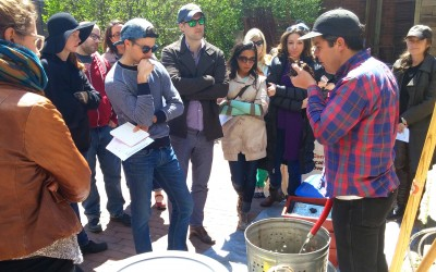 Compost Workshop: Composting in the City