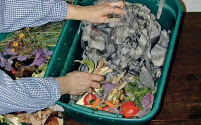 Wiggle Your Way Into Composting