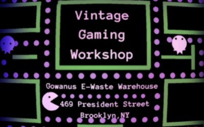 Vintage Coding Workshop