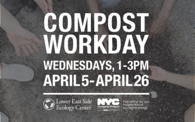 Compost Workdays