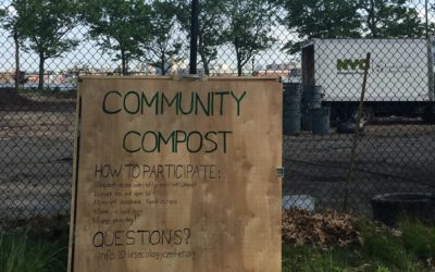New Compost Drop Off! East River Compost Yard