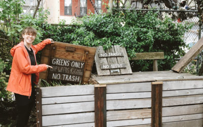 Outdoor Composting 101