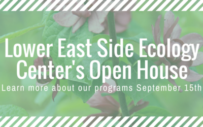 Ecology Center Open House!