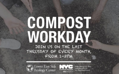 Compost Workday!