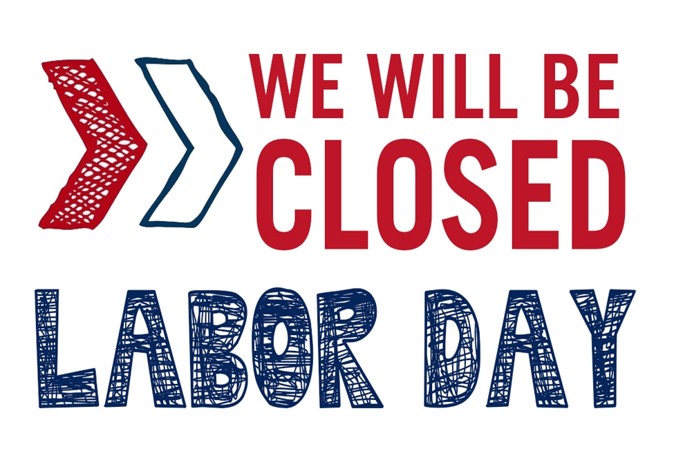 Image result for closed for labor day